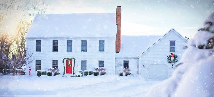 4 Reasons to buy real estate in the winter